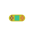 Gamepad Icon vector image
