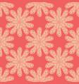 doodle print seamless fabric tile vector image