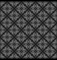 oriental seamless pattern of mandalas vector image