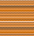 Chevron seamless pattern background vintage vector image