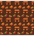 pinata pattern vector image vector image