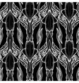 Graphic squid pattern vector image