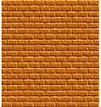 Texture brick wall vector image