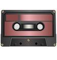 audio cassette1 vector image vector image