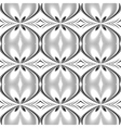 Design seamless decorative pattern vector image