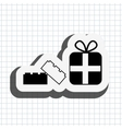 toys gift design vector image