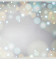 white blur abstract background with light in vector image