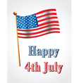 independence day celebration vector image vector image