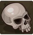 Symbol 7 Skull vector image
