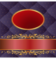 navy blue and maroon background vector image