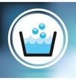 laundry equipment design vector image
