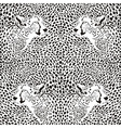 cheetahs background vector image vector image