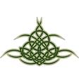 Celtic decorative pattern vector image