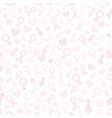Light Pink Seamless Pattern vector image