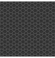 Black textured Islamic pattern vector image