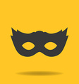 Icon of Masquerade Mask vector image