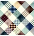 Diagonal little pattern seamless vector image
