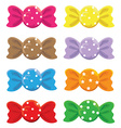 Set of Candy vector image vector image