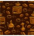 coffee handdraw seaml 4 380 vector image