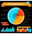 Infographics elements collection Set 2 vector image vector image