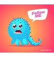 Cute monster set for halloween vector image