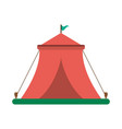 fair or carnival icon image vector image