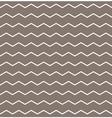 Zig zag chevron pattern vector image vector image