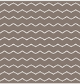 Zig zag chevron pattern vector image