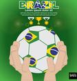 Football Championship EPS10 vector image vector image