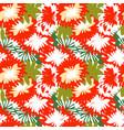 mum flower background vector image