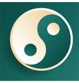 harmony symbol vector image