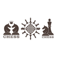 Chess Emblem vector image