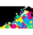 multicolor abstract vector image vector image