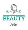 Lavender salt in bowl bath beauty treatment spa vector image