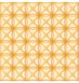 Seamless background based on geometric shapes vector image