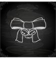 Hand Drawn Mini Bell Set vector image