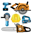 set of tools final vector image