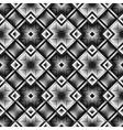 Design seamless diamond pattern vector image