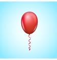 balloon bunch vector image