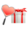 gift for valentine vector image