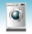 Washing machine vector image vector image