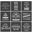 Friendship Typography quotes vector image