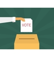 Voting vector image