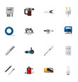 set of 16 editable instruments icons includes vector image