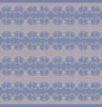vintage lace trim seamless pattern background vector image