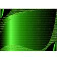 DIgital background vector image