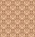 Stylish vintage floral seamless pattern Victorian vector image vector image