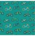 Bike Pattern vector image