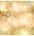 gold christmas background 2211 vector image