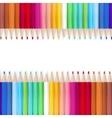Color pencils EPS 10 vector image